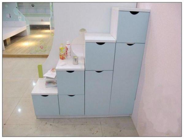 居家装修组合式衣柜装修效果图 重庆港宏宜家装饰公司