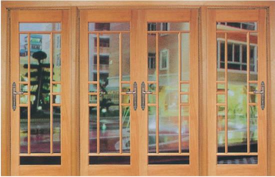 重庆环保装修 木质隔断门安装技巧