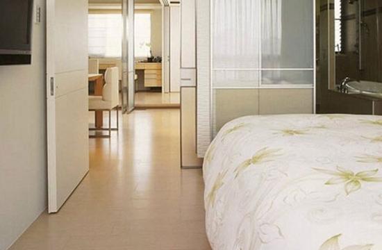 卧室隔断设计效果图