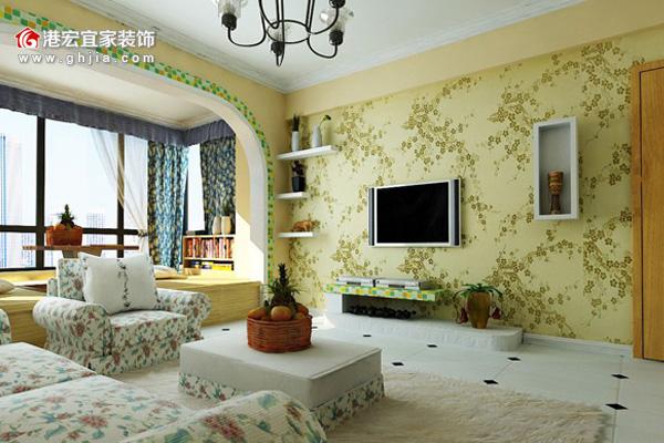 室內裝飾圖片大全欣賞-港宏宜家裝飾