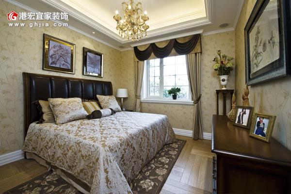 三室一厅房屋装修效果图赏析