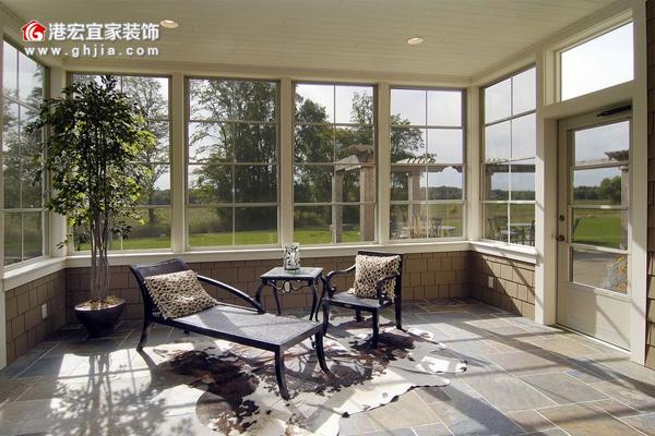 阳光房要如何装修设计?