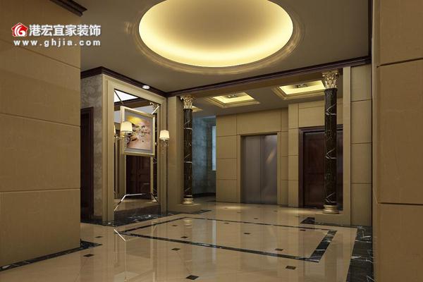 门厅装修设计要领及门厅装修效果图欣赏