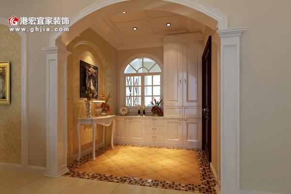 门厅装修设计流行趋势 门厅装修效果图