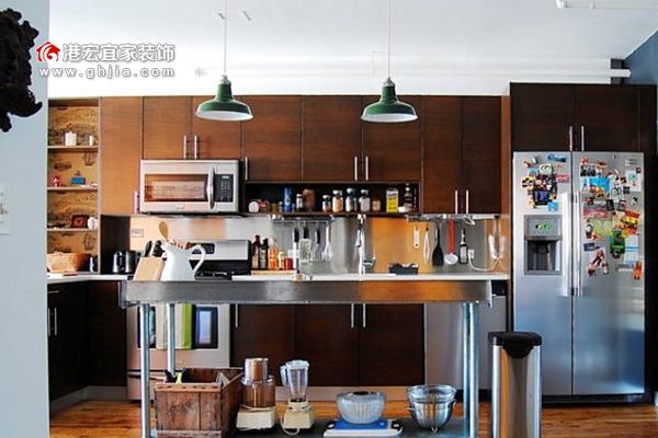厨房装修设计-厨房收纳技巧小细节