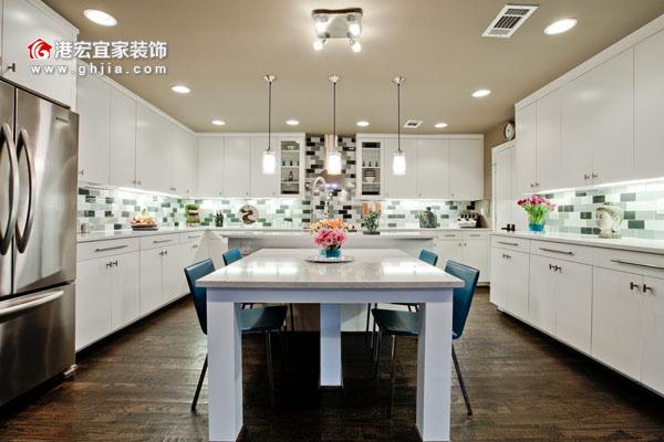厨房吊顶材料及装修效果图